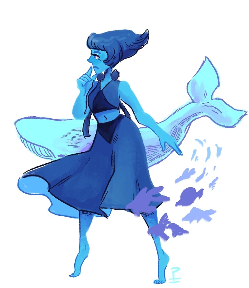 Water Witch by paigumondus