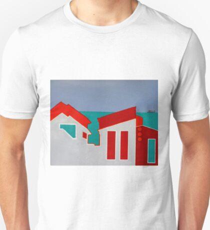 Mt Martha and the Bay T-Shirt