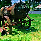 Rusted Relics - artificial Lomo effect by bazcelt