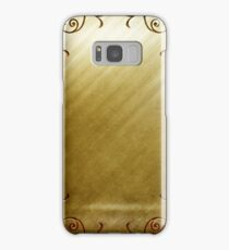 Gold Lux Samsung Galaxy Case/Skin