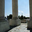 Pillars (Superga, Turin, Piemonte) by katekreations