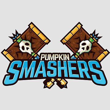 Halloween Pumpkin Smashers Squad by 91design
