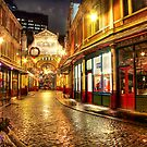 Rainy December - Leadenhall Market Series - London - HDR by Colin  Williams Photography