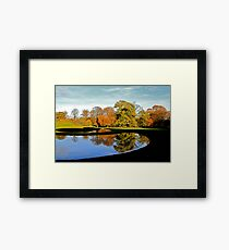 Charles Jencks Landform, SNGMA, Edinburgh Framed Print