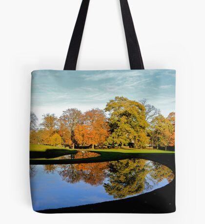 Charles Jencks Landform, SNGMA, Edinburgh Tote Bag