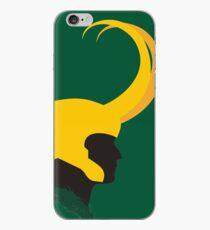 The Loki Profile iPhone Case