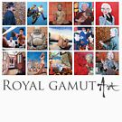 Tom Roderick - Royal Gamut Art by Tom Roderick