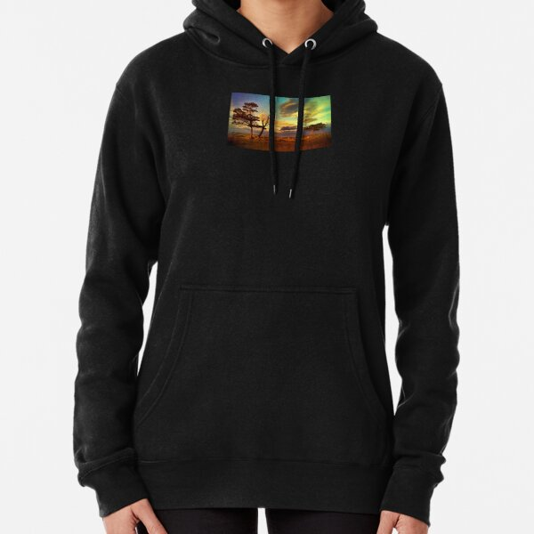 A Midsummer View Pullover Hoodie