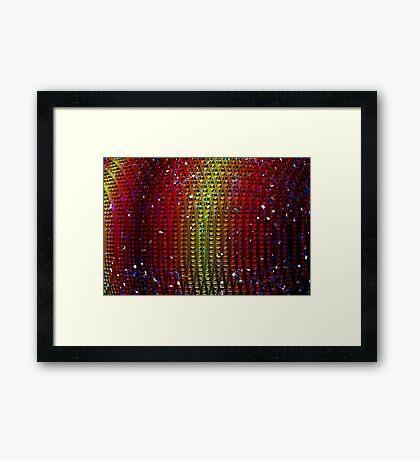 Sparkling Framed Print