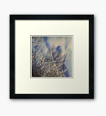 cloudbuster Framed Print