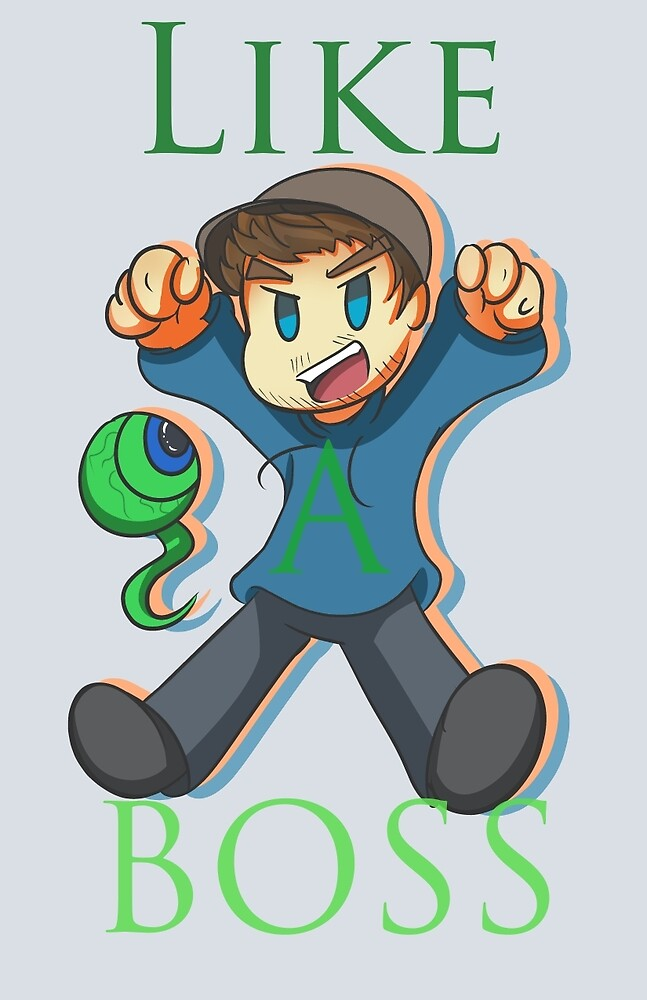 Jacksepticeye - Like a Boss!! by TheSuits