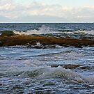 rough sea  by TerrillWelch