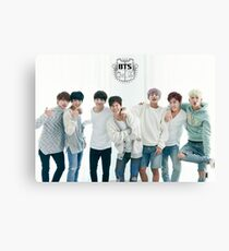 BTS/Bangtan Sonyeondan - Season's Greetings #1 Canvas Print