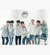 BTS / Bangtan Sonyeondan - Grüße der Jahreszeit # 1 Poster