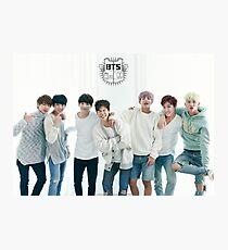 BTS/Bangtan Sonyeondan - Season's Greetings #1 Photographic Print
