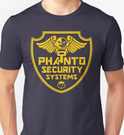 PHANTO SECURITY SYSTEMS T-Shirt