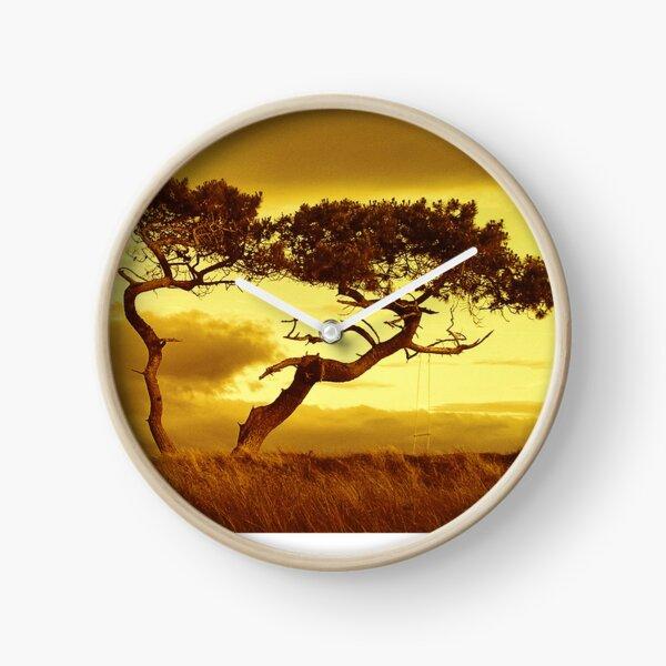 Tree Dance Clock
