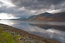 Clouds over Loch Eil by Cliff Williams