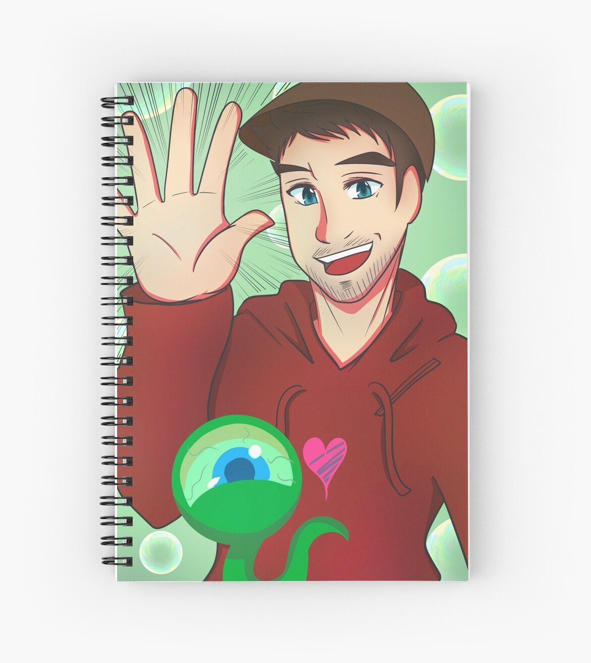 Jacksepticeye - High Fives All Around! by TheSuits