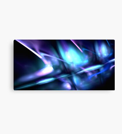 Light Dancing Canvas Print