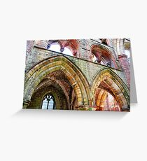 Lanercost Priory Greeting Card