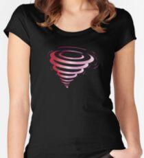Pink Tornado Women's Fitted Scoop T-Shirt