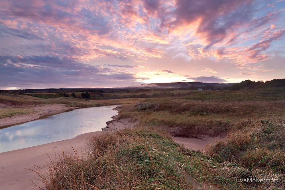 Inverness Dunes Sunrise by EvaMcDermott