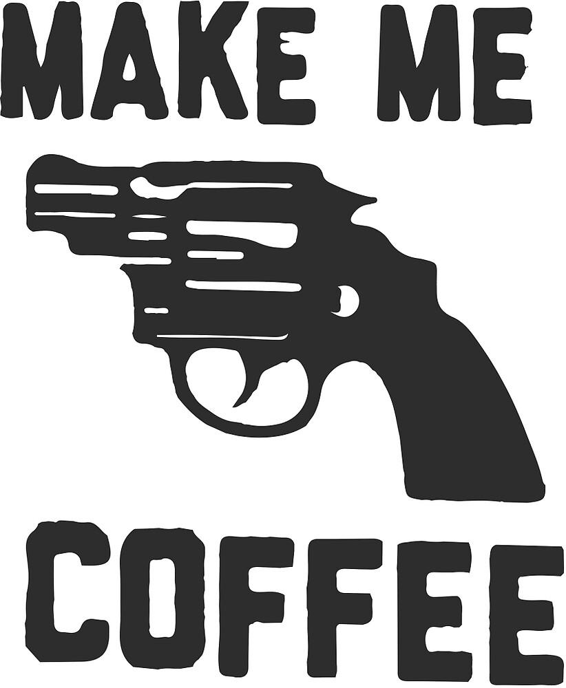 make me coffee by xo xo