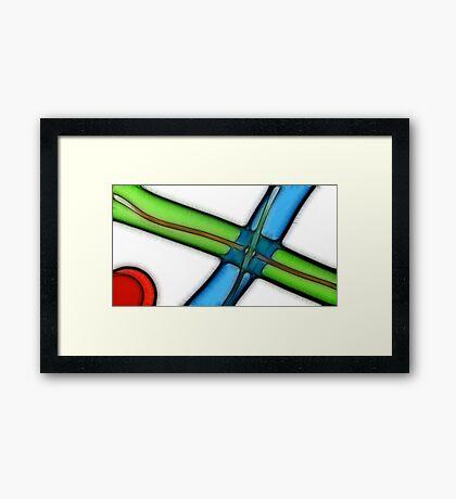 Lethe Framed Print