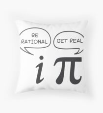 math joke Throw Pillow