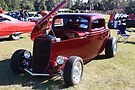 1934 Ford Coupe by AuntDot