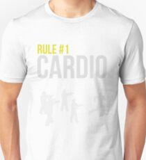 Zombie Survival Guide - Regel # 1 Cardio Unisex T-Shirt