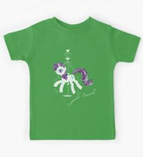 Rarity's Carousel Boutique Kids Tee