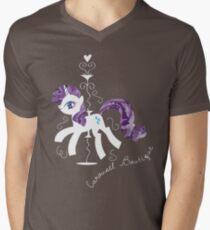 Rarity's Carousel Boutique Men's V-Neck T-Shirt