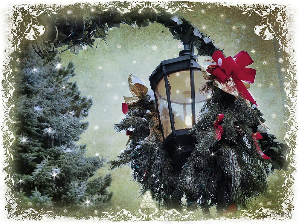 Christmas dreaming by MarieG