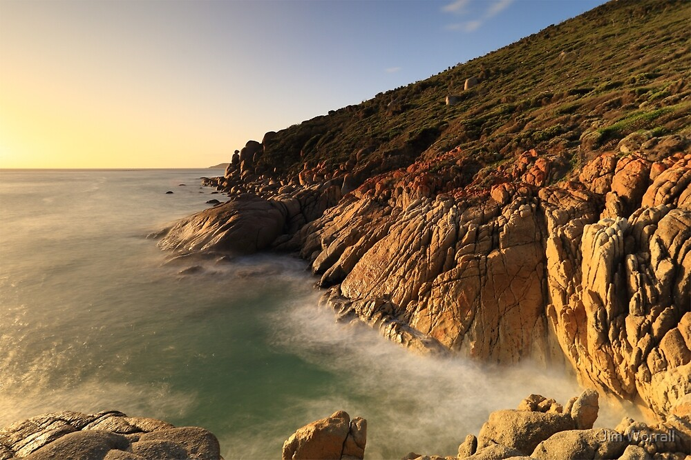 Whisky Bay - Wilsons Promontory by Jim Worrall