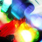 Rainbolic - Experimental Prism Photograph #27 by jeffjag