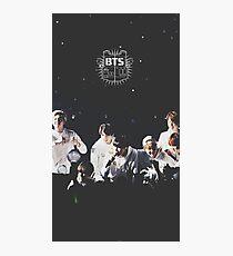 BTS/Bangtan Sonyeondan - Concert Photographic Print
