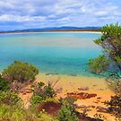 Main Beach, Merimbula by Michael John