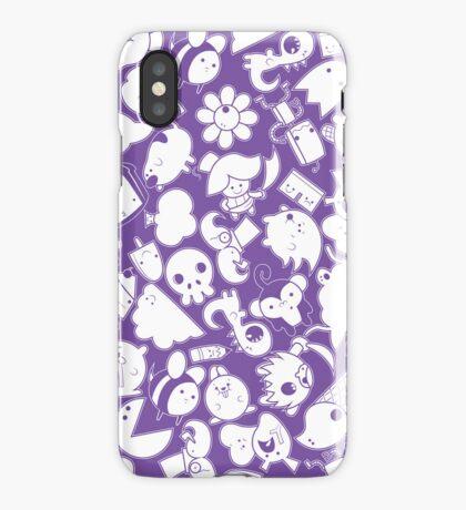 Purple Phone Case iPhone Case/Skin