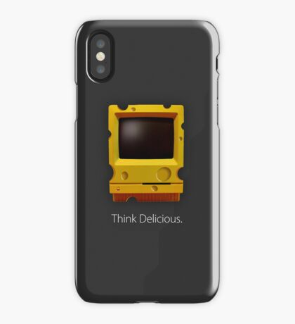 I Love Mac & Cheese! iPhone Case