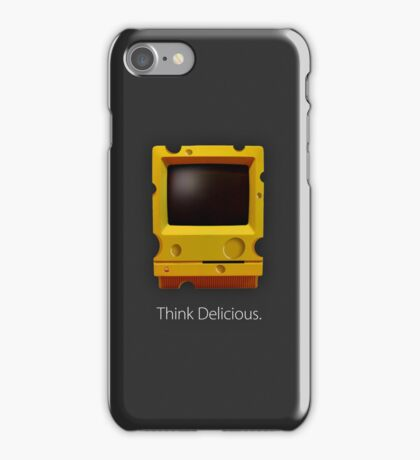 I Love Mac & Cheese! iPhone Case/Skin