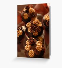 BOUQUET DES ROSES Greeting Card
