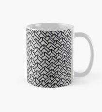 Convex chevrons Mug