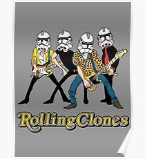 Rolling Clones Poster
