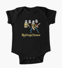 Rolling Clones One Piece - Short Sleeve