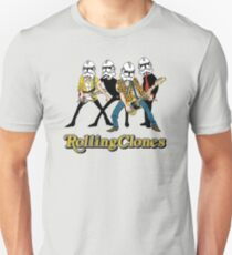 Rolling Clones Unisex T-Shirt