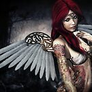 ~ Tattooed Angel ~ by CKImagery