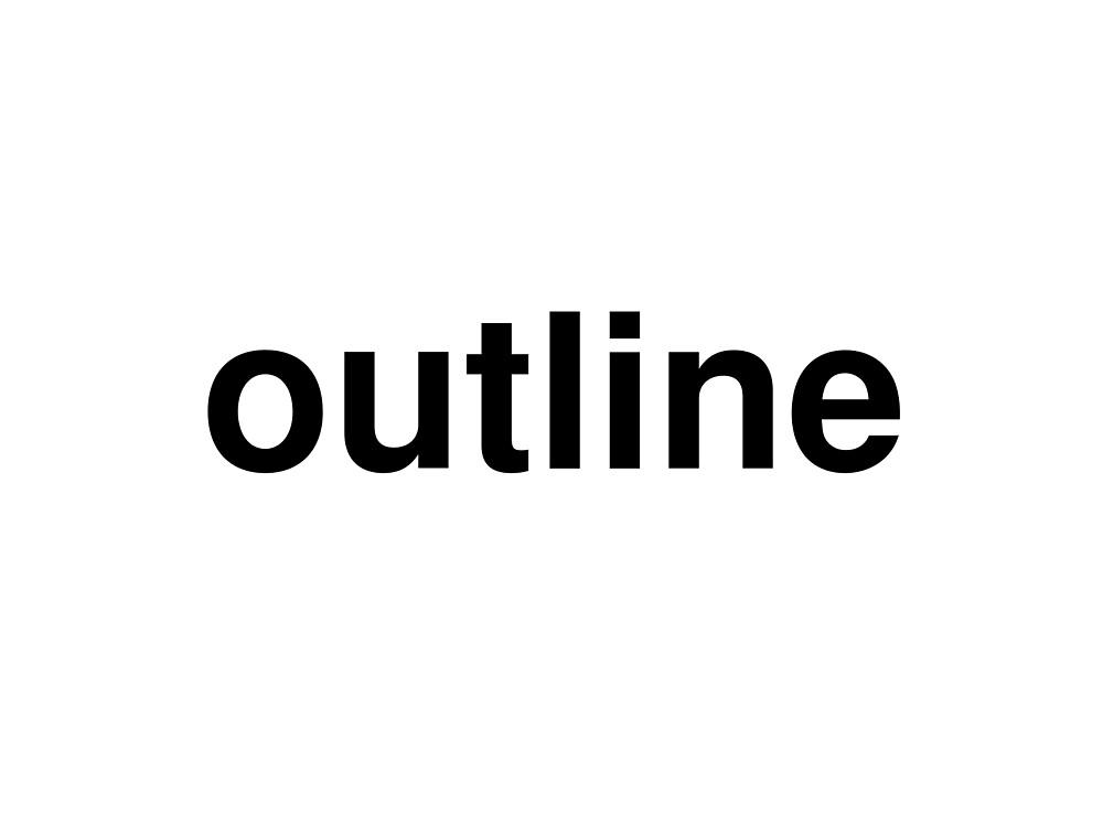 outline by ninov94