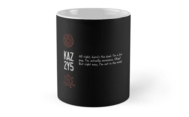 Supernatural Mug by brookelberry